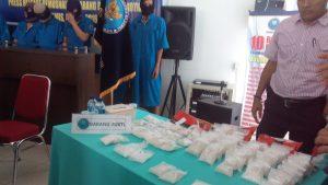 Poto ilustrasi tangkapan narkoba (dok)