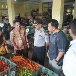 Pasar Lingga Harga Sembako Relatif Stabil