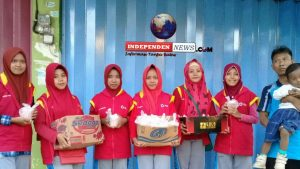 Siswa SMK Negeri 1 Pademawu Pemekasan