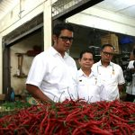 Jelang Idul Fitri, Bupati Bintan Sidak Pasar
