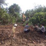 Warga Empat Desa di Kecamatan Singkep Barat lakukan Goro Massal