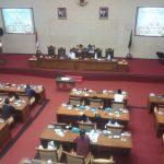 DPRD Batam Gelar Rapat Paripurna Tentang Ranperda PertanggungJawaban APBD 2016