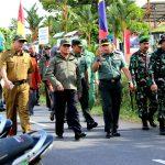 Dalmasri Resmi Buka Kegiatan TMMD Kabupaten Bintan ke 99
