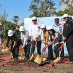 Groundbreaking Ceremony Avara Resort and Mangata Water Villa Kembangkan Destinasi Wisata Bintan