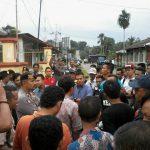 Forum Pemuda Interland Lingga  Gelar Aksi  Demo, Desak Kejari  Menuntaskan Kasus Korupsi di  Lingga