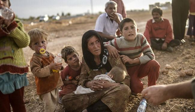 41 Keluarga Kurdi Ditangkap oleh ISIS di Mosul (aranews)