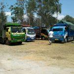 Tandatangani Surat Pernyataan, Tujuh  Lori Pengankut Garam dilepas