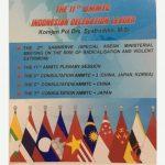 Wakapolri Pimpin Delegasi Indonesia, Pertemuan Tingkat Menteri ASEAN