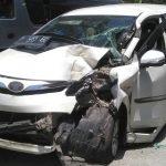 Kecelakaan maut renggut nyawa Sa'rani,  Supir diduga Mabok
