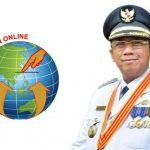 Wabup Karimun Berharap IWO Bangun Profesionalisme Wartawan Online
