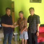 IWO Kalsel Salurkan Bantuan ke Wartawan Barito Post