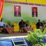 H Yusuf Ihwani Terpilih Kembali Kepala Desa Pademawu Barat Pamekasan