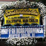 Mensos Sampaikan Duka Medalam  Kepergian  Mantan Dirut Berita Antara Saiful Hadi Chalid