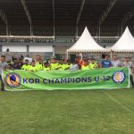 SSB Bapor Timah Juara Piala U-12 Kepala BP Batam 2017
