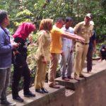 Pemprov Tinjau Air Bersih di Kelurahan Raya Singkep Barat Lingga