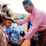 Bupati Bintan Dukung Pembinaan Sepakbola Bagi Anak Usia Dini
