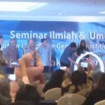 Seminar Ilmiah IDI Batam Bekerjasama RSBP Batam,  Harapkan Peningkatan Kwalitas Pelayanan Rumah Sakit