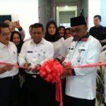 Walikota Tanjungpinang resmikan Ruangan Pelayanan, Kadis pastikan Pelayanan Prima ke Masyarakat