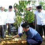 Sempena TNI Manunggal Masuk Desa, Walikota Batam Tanam Pohon Di Hinterland