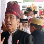 Survei PolMark Indonesia 44,3 Persen Responden,  Inginkan Jokowi Pimpin Indonesia 2019-2024