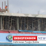 Diduga Belum Kantongi Izin, Pembangunan Gedung Graha Hermine Terus Lanjut
