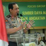Brigjen Pol Rikwanto Narasumber Dalam  Focus Group Discussion di Angkatan Darat