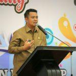 Bupati Bintan harapkan Masyarakat Tumbuhkan Budaya Membaca
