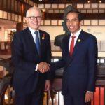 Pertemuan Jokowi dengan PM Australia Agenda Khusus di Vietnam
