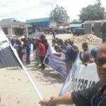 Wartawan Timika Desak Kapolres Mimika Usut Tuntas Penganiayaan Terhadap Saldi Hermanto