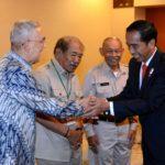 Jokowi Ingatkan Pentingnya Penyampaian Nilai Ideologi Pancasila Kepada Penerus Bangsa