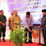 Pemkab Bintan Menggelar Musrenbang Revisi RPJMD Tahun 2016-2021