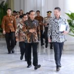 Jokowi Minta Saran Bank Dunia Terkait Perkembangan Ekonomi Nasional