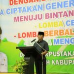 Wakil Bupati Bintan Inginkan Pelajar Terus Berlomba Dalam Kreatifitas