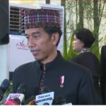 Presiden Jokowi Apresiasi Dukungan Masyarakat Indonesia Proses Ngunduh Mantunya