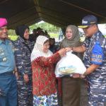 Satgas SBJ TNI AL KE-66  Berhasil  Mengobati 2.730 Warga Kabupaten  Simeulue