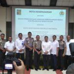 Mencapai Program 100 Hari Kerja Lukita CS,   BP Batam Gandeng Mabes Polri Rekrut  Pejabat Eselon