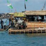 Aksi Solidaritas Nelayan Belitung, Desak DPRD Bentuk Pansus Tambang Pasir