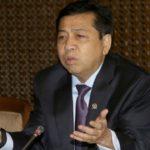 Setya Novanto Kedua Kalinya Ditetapkan KPK,  Tersangka Kasus E-KTP