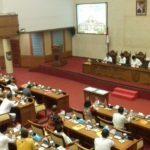 Fraksi Gerindra Walk Out, Sidang Paripurna DPRD Kota Batam Ranperda APBD 2018 Tertunda