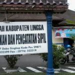 Dalam waktu 1,5 Bulan Disdukcapil Lingga Mutakhirkan 10 Ribu KK dari 31.122 KK di Lingga