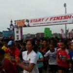 Fun Run Menuju Lingga terbilang 2020