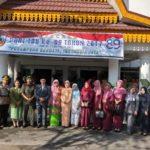 Wakapolresta Ikut Upacara Hari Ibu di Lapangan Kantor Walikota Pekanbaru