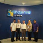 Data Center BP Batam Dipersiapkan Menuju Bertaraf Internasional