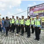 Polres Bintan Gelar Apel Pasukan Operasi Lilin Seligi 2017