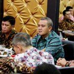 Bupati Tegaskan Proses Lelang Proyek Pembangunan Tahun 2018 Paling Lambat Bulan April