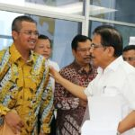 Temui Menteri Agraria , Bupati Bintan Minta Pemerintah Pusat Tinjau Aturan Regulasi Hambat Investasi di Bintan