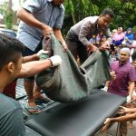 Masyarakat Dusun Kaljan Desa Dempo Timur Kecamatan Pasean di Gegerkan Dengan Penemuan Mayat Pria