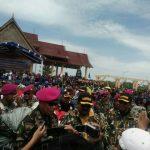 Koarmabar TNI AL Gelar Latihan Prajurit di Karimun Sukses