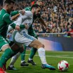 Tim Asuhan Zinedine Zidane , Real Madrid Gagal l Copa Del Rey