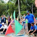Dinas Pariwisata Kabupaten Bintan Kembali Gelar Festival Jong Race Utara